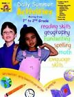 Daily Summer Activities, Moving from First to Second Grade by Jo Larsen, Jo Ellen Moore (Paperback)