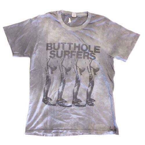 Vintage Butthole Surfers Band T-Shirt Medium
