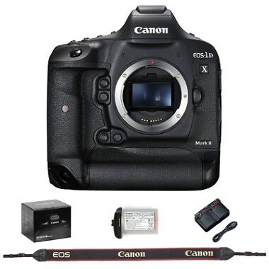 Canon EOS 1D X Mark II 20.2MP DSLR Camera Body