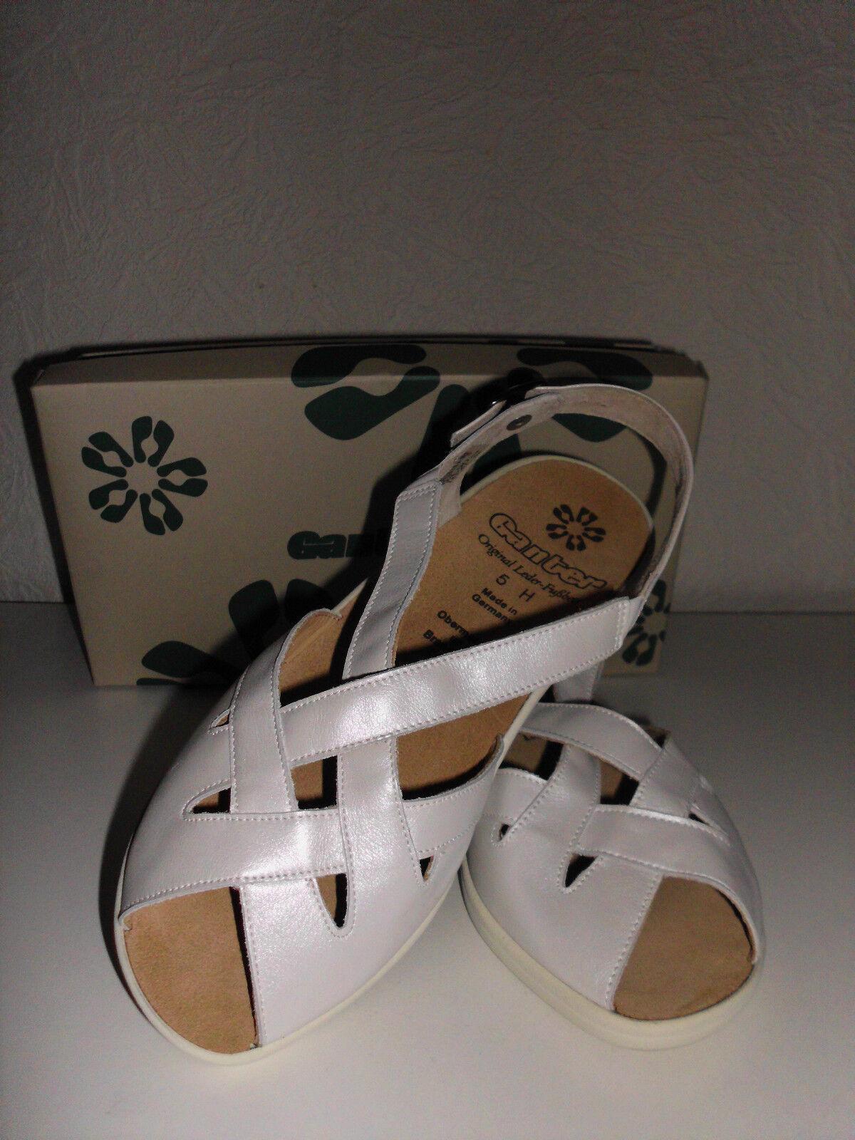 Ganter Leder Sandale