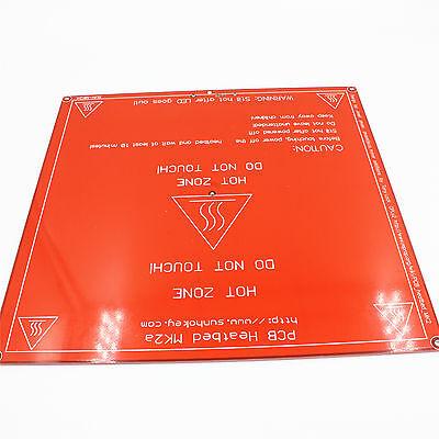 1*RepRap 3D Printer PCB Heatbed MK2a Heat Bed for Prusa Mendel