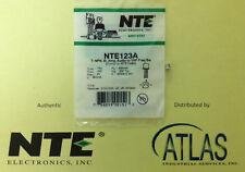NTE NTE123A T-NPN, Si, Audio to VHF Freq SW