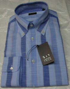 Camicia-classica-uomo-CIT-LUXURY-collo-Button-Down-art-14188