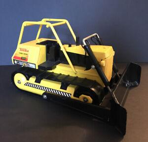Mighty-TONKA-Turbo-Diesel-BULLDOZER-3907-43101-White-Headlights-17-034-A