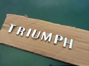 TRIUMPH-Spitfire-Herald-GT6-Vitesse-letter-Set-Bonnet-Or-Boot-Fitment-ROW2-N