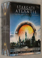 Stargate Atlantis Complete Seasons 1-5 (1,2,3,4,5) - DVD Box-Set VERSIEGELT