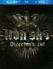 Iron Sky: DIRECTOR'S CUT (STEELBOOK BLU-RAY/DVD COMBO), New DVDs