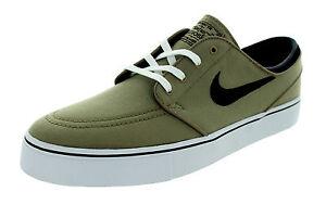innovative design 6f9fd fd4ef Image is loading Nike-SB-Zoom-Stefan-Janoski-Canvas-Skate-Shoes-