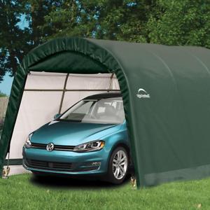 12x20 Car Shelter Portable Garage Awning Gazebo Carport