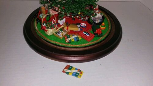 For Westrim Beaded Mini Christmas Tree* Under Tree Decoration *Xylophone*