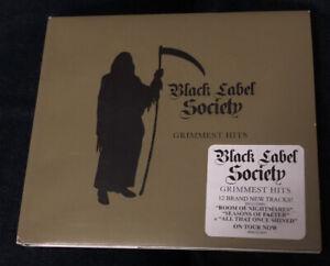 Black-Label-Society-Grimmest-Hits-CD-2018-eOne-Digipak-Zakk-Wylde-NM