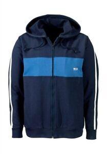 Jacket New Blue Heren s Sports i 58 Hood H 56 Running Sweat His Training Gr z8xtPaW
