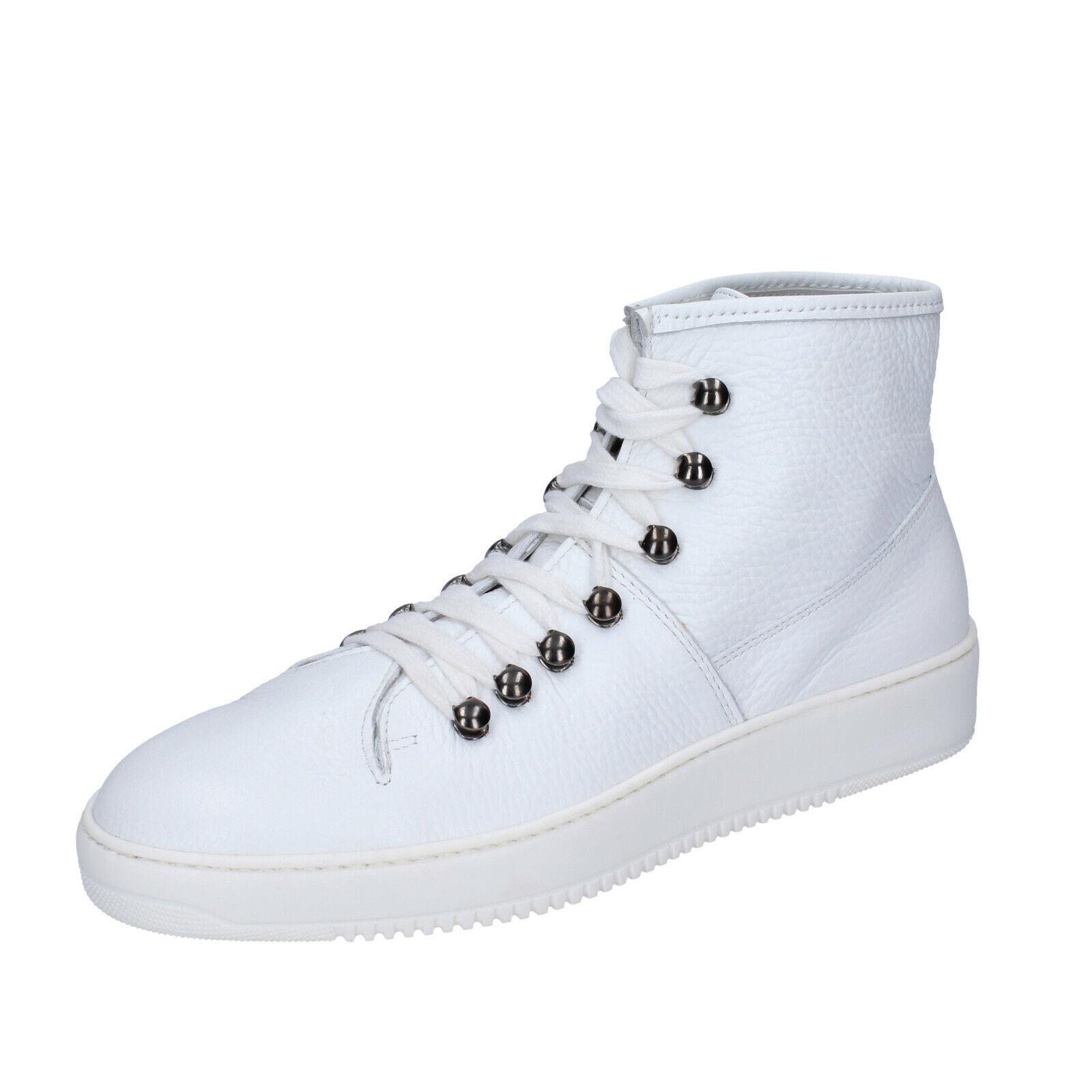 Men's shoes ROBERTO BOTTICELLI 5 (39 EU) sneakers white leather BN810-39