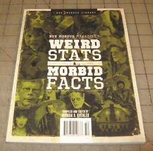 Rue-Morgue-Library-03-WEIRD-STATS-MORBID-FACTS-2015-EX-Condition-Magazine