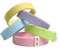 Milk Bands Silicone Breastfeeding Reminder Multiple Colors Baby Infant