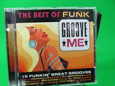 The Best Of Funk Groove Me CD Mint