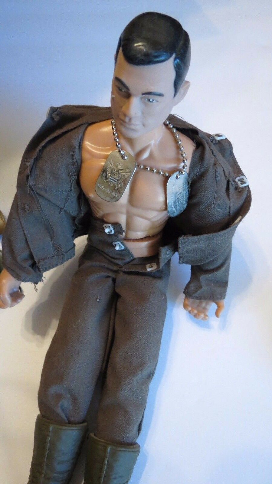 1994 HASBRO GI JOE  ACTION ACTION ACTION FIGURE DOLL With CLOTHES, STAND & ACCESSORIES  11