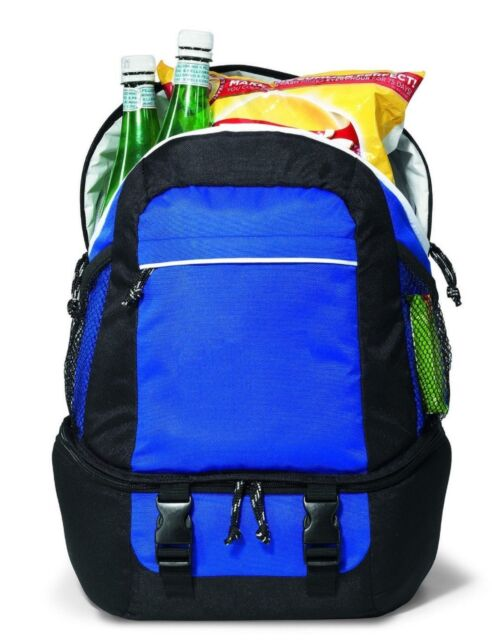 Gemline Summit Backpack Cooler Bag, 30 Can Cooler Backpack - New