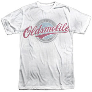 Authentic-Oldsmobile-Car-Oversized-Faded-Logo-Sublimation-Allover-Front-T-shirt