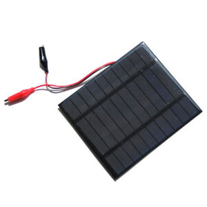 2-5W-5V-Solar-Cell-Panel-For-Charging-3-7V-Battery-Solar-Charger-150-130MM-P6R5