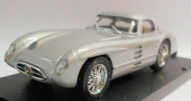 Brumm 1/43 Scale Metal Model - R187 MERCEDES 300 SLR COUPE 1955