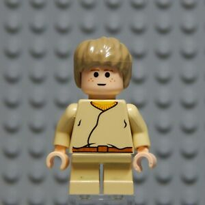 Authentic LEGO Star Wars Young Anakin Skywalker Minifigure sw159 7660 Tatooine