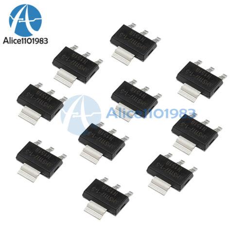 50Pcs NEW AMS1117-1.5 AMS1117 LM1117 1.5V 1A SOT-223 Voltage Regulator