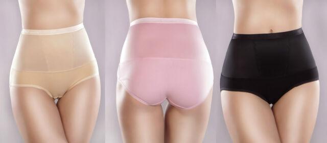 Miederslip Formslip Bauchweg Shapewear figurformende Unterwäsche Mieder Gr. M-XL
