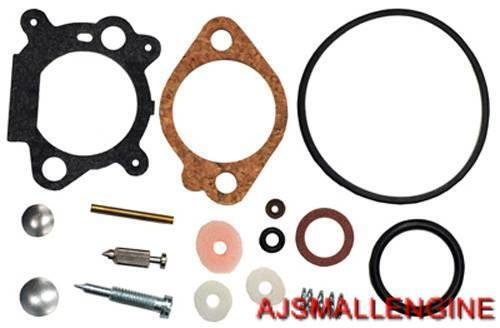 Other business industrial briggs stratton complete carburetor rebuild kit 498260 493762 492495 35 6hp fandeluxe Images