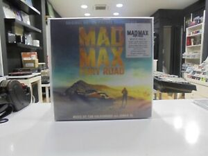 Mad Max Fury Road 2LP Original Soundtrack 2020 Limitierte Flaming 666 Copies Num