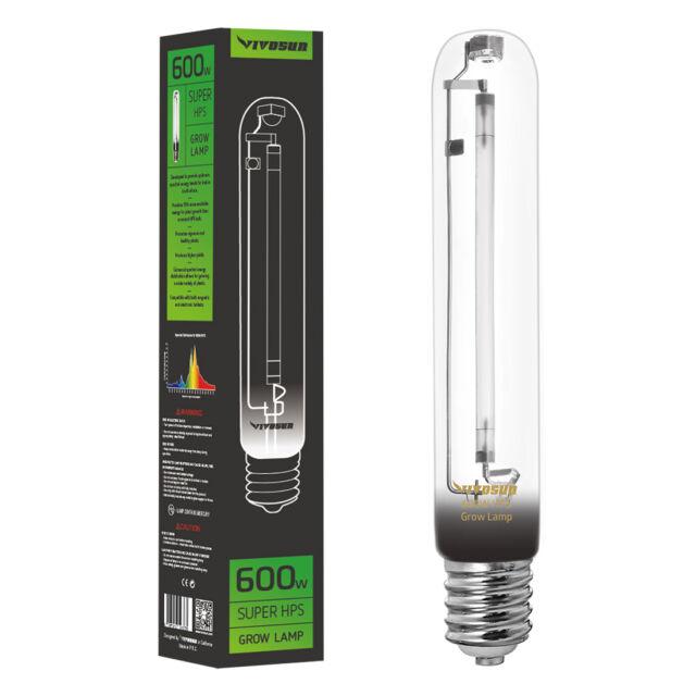 Hid Light Bulbs >> Vivosun 1 Pack Growing Light Bulbs 1000 Watt High Pressure Sodium Hps Lamp Par