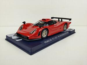 Slot-car-Scalextric-Fly-07035-PORSCHE-911-GTI-98-RACING-EVO-2RS-ROJO-Fly-62
