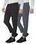 Pantalone-Uomo-Chino-Elegante-slim-fit-Casual-Tasche-America-Grigio miniatura 1