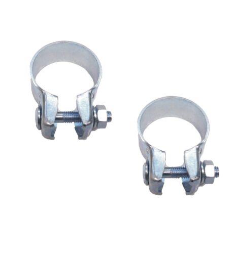 45,5 mm 2 Stück Bandschelle Auspuffschelle Schelle Auspuff Breitbandschelle