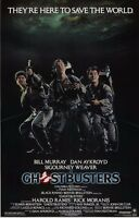 Ghostbusters Movie Poster Print (a) : Bill Murray, Dan Aykroyd : 11 X 17 Inches
