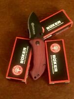 Excellent Wood Handle Pocket Knife With Knife Clip Quality Made Folding Knife)
