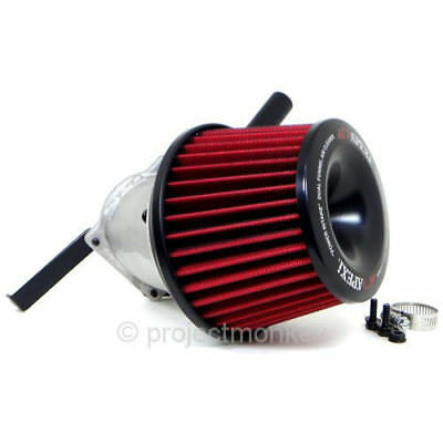 APEXi Power Intake Dual Funnel Air Filter Fits Silvia 240SX S14 S15 w// SR20DET