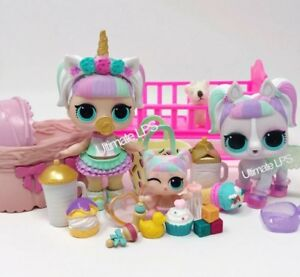 LOL Surprise Dolls UNICORN, LIL Unicorn COLOR CHANGER ...