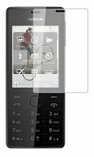 2 x Clear LCD Screen Protector Film Saver For Nokia 515