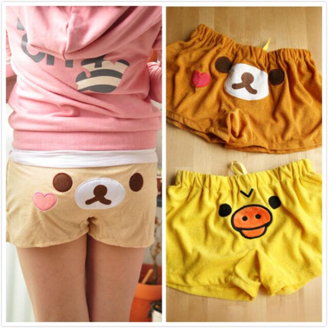 San-X Rilakkuma Lounge Pant ,Sleep Shorts, Sleepware Bottom 1pcs Free shipping