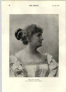 1896-Miss-Lucy-Golding-Portrait-Norfolk-Swan-Upping-St-Helens-Norwich