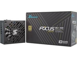 Seasonic-FOCUS-SGX-500-500W-80-Gold-Full-Modular-SFX-L-Form-Factor-Compact