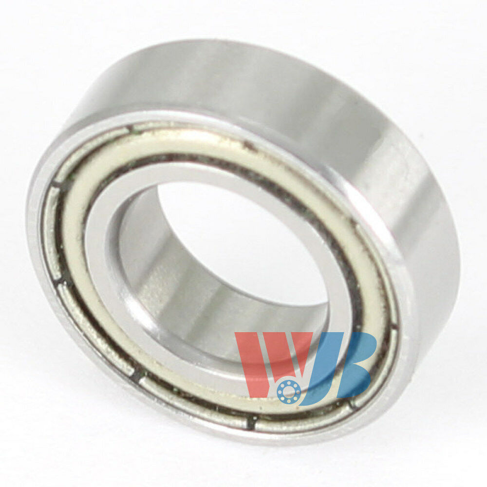 S689-2RS Stainless Steel Miniature Ball Bearing 9x17x5 Bore ID 9mm x 17mm x 5mm