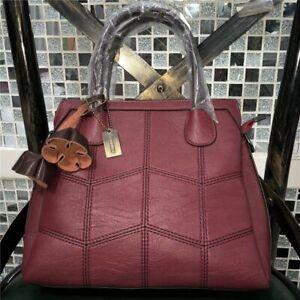 Genuine Leather Luxury Handbags Women Bags Designer Hand bags Women Shoulder Crossbody Messenger Bag Casual Tote