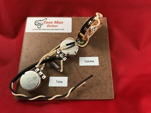 details about the blues 60's telecaster prewired vintage wiring kit for  fender tele