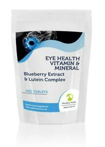 Eyehealth-Vitamins-Minerals-Blueberry-Lutein-x90-Tablets-Letter-Post-Box-Size