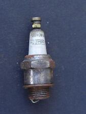 Ancienne bougie POGNON GERGOVIA 618 ALUMIN old spark plug candella Tennpluggen