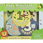 Baby Milestones: Growing Wild with Little Learners by Parragon (Paperback, 2015)
