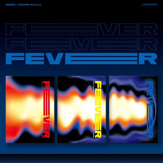 ATEEZ - ZERO : FEVER Part.2 (6th Mini) CD+Photobook+Photocard+Poster+Free Gift