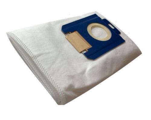 Microfibra Polvere Sacchetti per Electrolux Silenziatore EXCELLIO OXYGEN SmartVac Ergospace